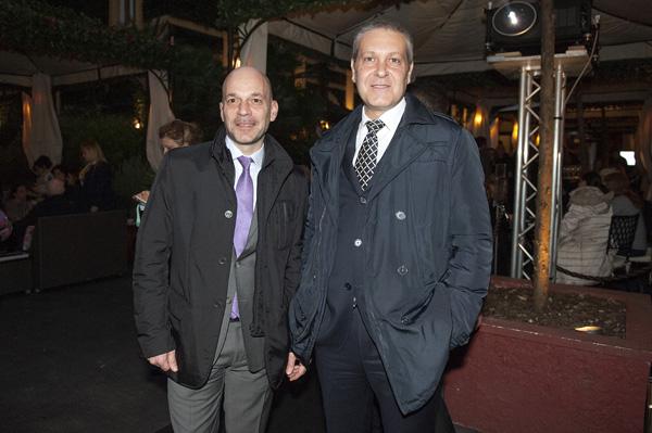 Enzo Baruffa, Gianluca Alagia