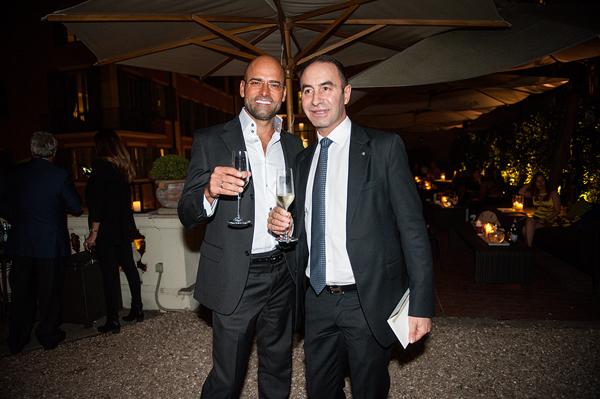 Giuseppe Pietrafesa, Davide Goldstaub