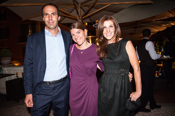 Claudia Stefano Salimei and Jessica Lo Esch