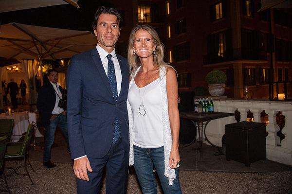 Mario Viol,a Paola Bernasconi