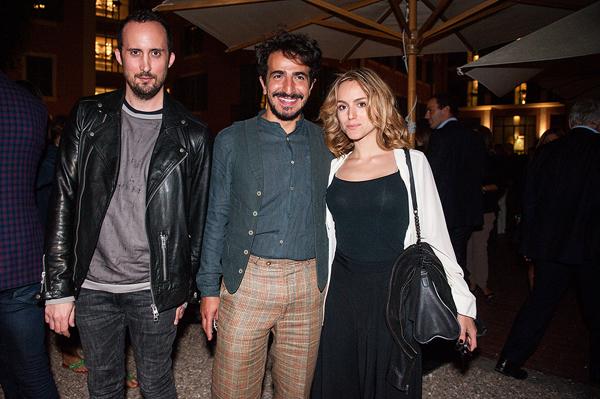 Francesco Zecca, Tatiana Luter, Gabriele Gorbyons