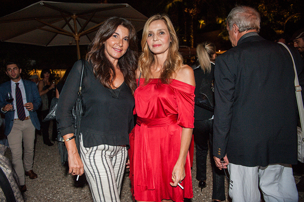 Eliana Miglio, Angela Lopriore