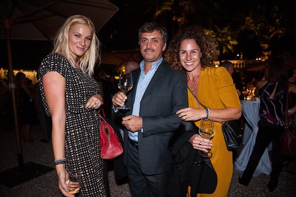 Alysa Gravina, Massimo Pirelli, Mimmi Gunnarsson