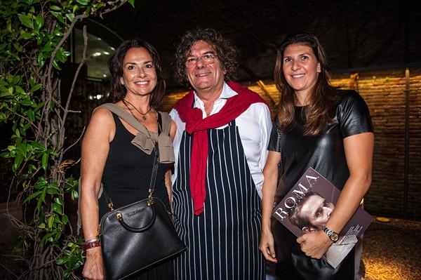 Silvia Sudano, Fulvio Pierangelini, Cristina Domenici