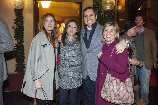 Fabiola Balduzzi, Manuela Susi, Massimiliano Giotti, Flavia Campailla