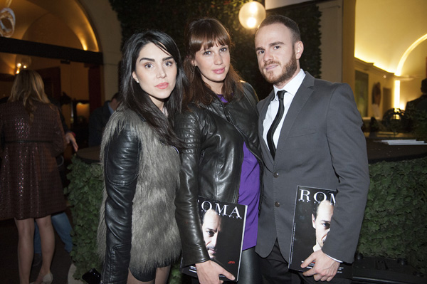 Chiara Tavassini, Maria La Torre, Fabrizio Tarvis