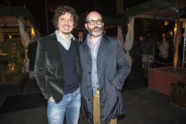 Paolo Vasi, Stefano De Paola