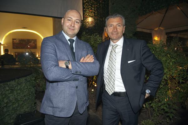 Marco Ponticiello, Umberto Solimeno