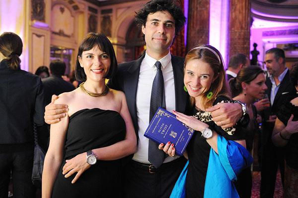 Marigliana Caracciolo, Daniela e Filippo Costelli