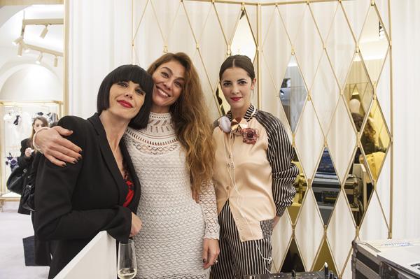 Maura Grossi, Razumovsky Ella, Emilie Fouilloux