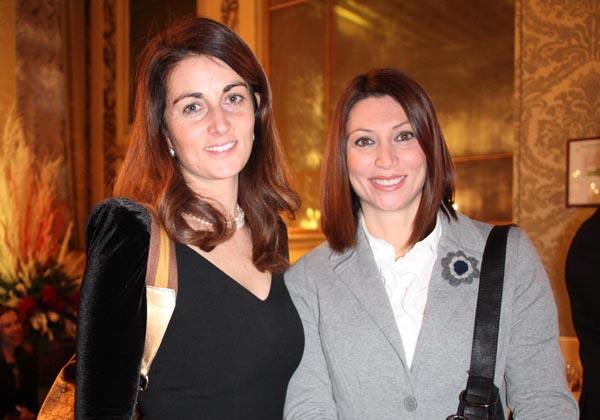 Elena Ceschelli, Donatella Perrone