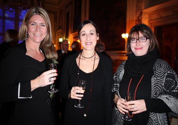 Elena Magro, Daniela Giusto, Barbara Zanon