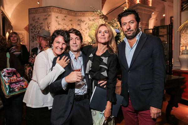 Elisa Piccini, Damiano Allori, Moreschina Fabbricotti, Fabio Bebechelli