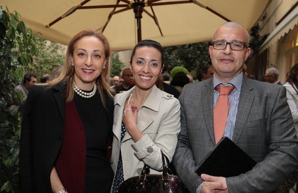 Luisa Barbolini, Alberto Gennari, Valentina Bianchini