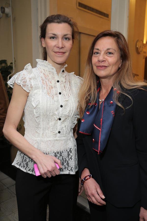 Florina Ricasoli, Anna Mitrano