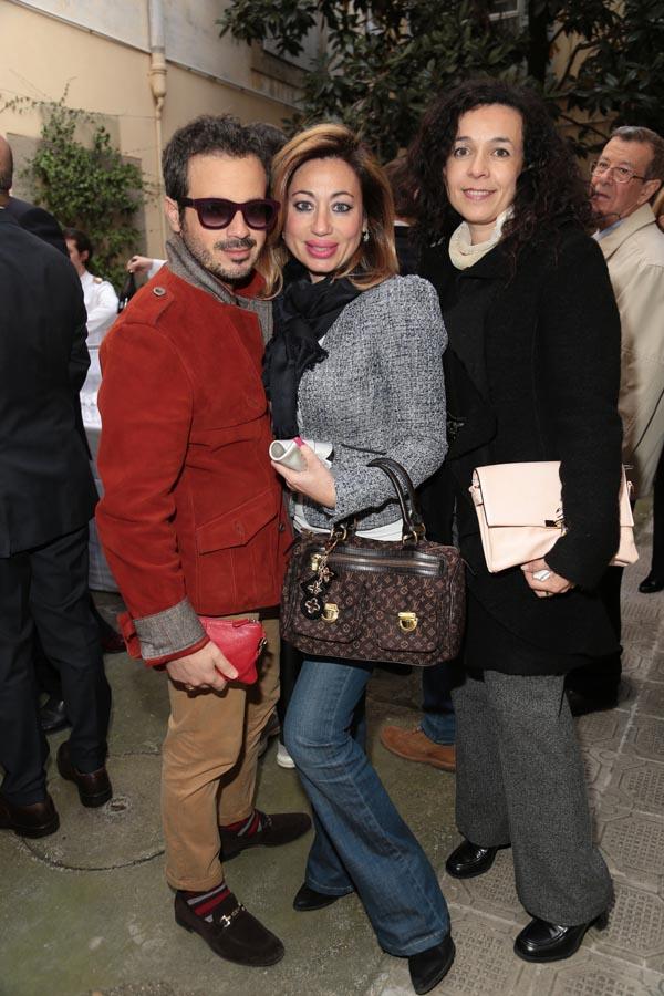 Andrea Raffaelli, Simona Naldini, Paola Machetti