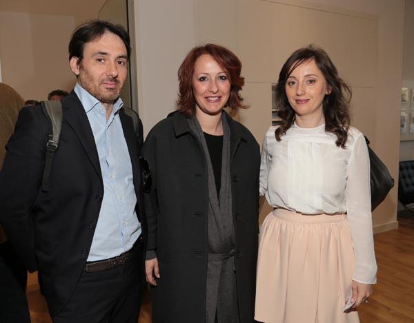 Francesco Carrai, Serena Monti, Suela Musmuca