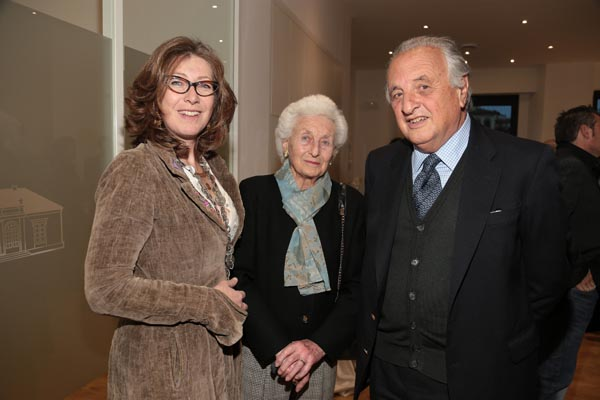 Claudia Ricasoli Firidolfi, Emanuela Novatelli, Niccolò Rosselli Del Turco