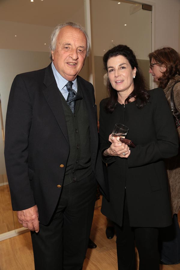 Niccolò Rosselli del Turco, Bettina Prinzessin Wittgenstein
