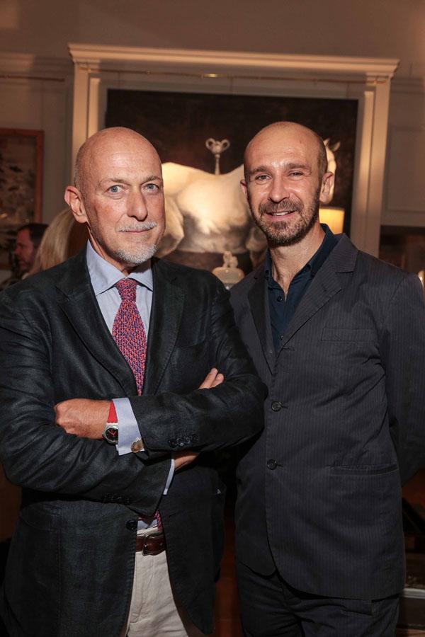 Enrico Colle e Luca Selvi