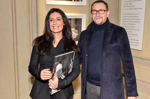 Erika Locchi, Salvatore La Spina
