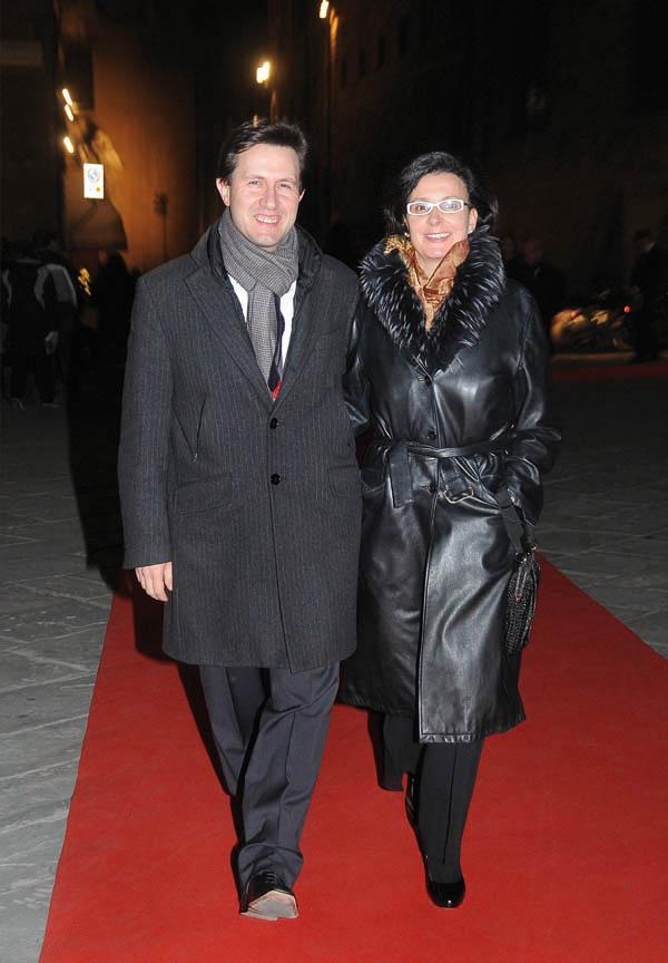 Dario and Chiara Nardella