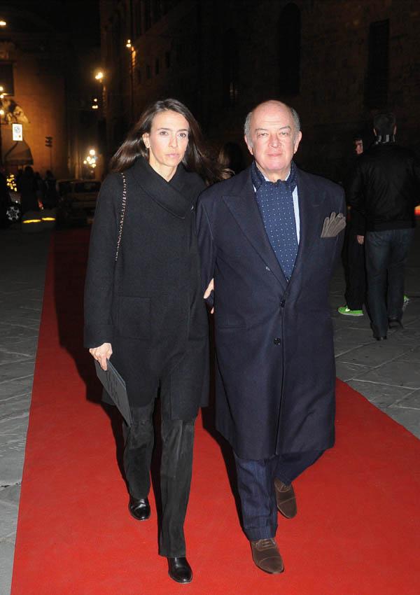 Paola Manfredi and Marcello Fratini
