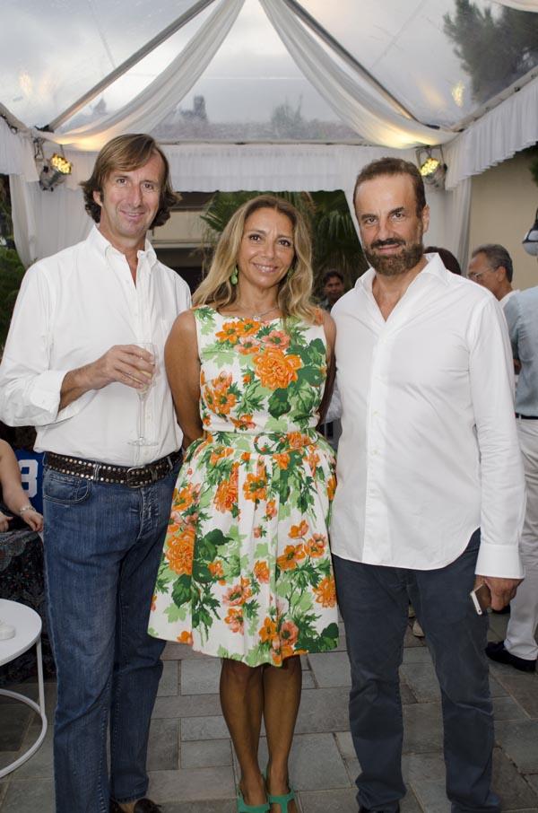 Eugenio e Monica Picedi Benettini, Franco Scelsi