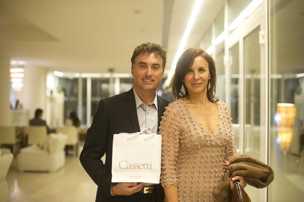 Fabio Rorandelli, Silvia Panicucci