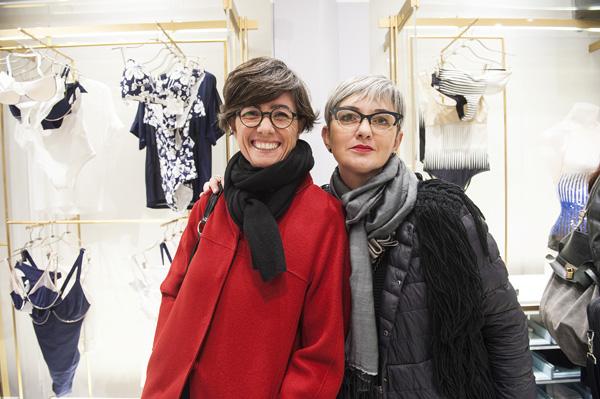 Federica Mastroianni, Michela Mazzaggio