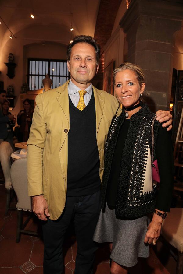 Federico e Alessia Barbolani di Montauto