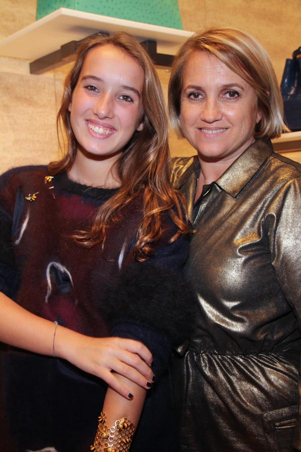 Silvia Venturini Fendi, Leonetta Fendi