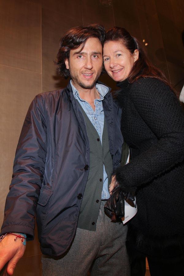 Alex Vittorio Lana, Maria Cristina Modenesi