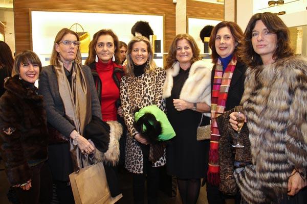 Silvia Cheli, Donatella De Peverelli, Giovanna Migliorati, Alessia Montauto, Cristiana Da Passano, Nicoletta Franceschi, Maria Paola Pedetta