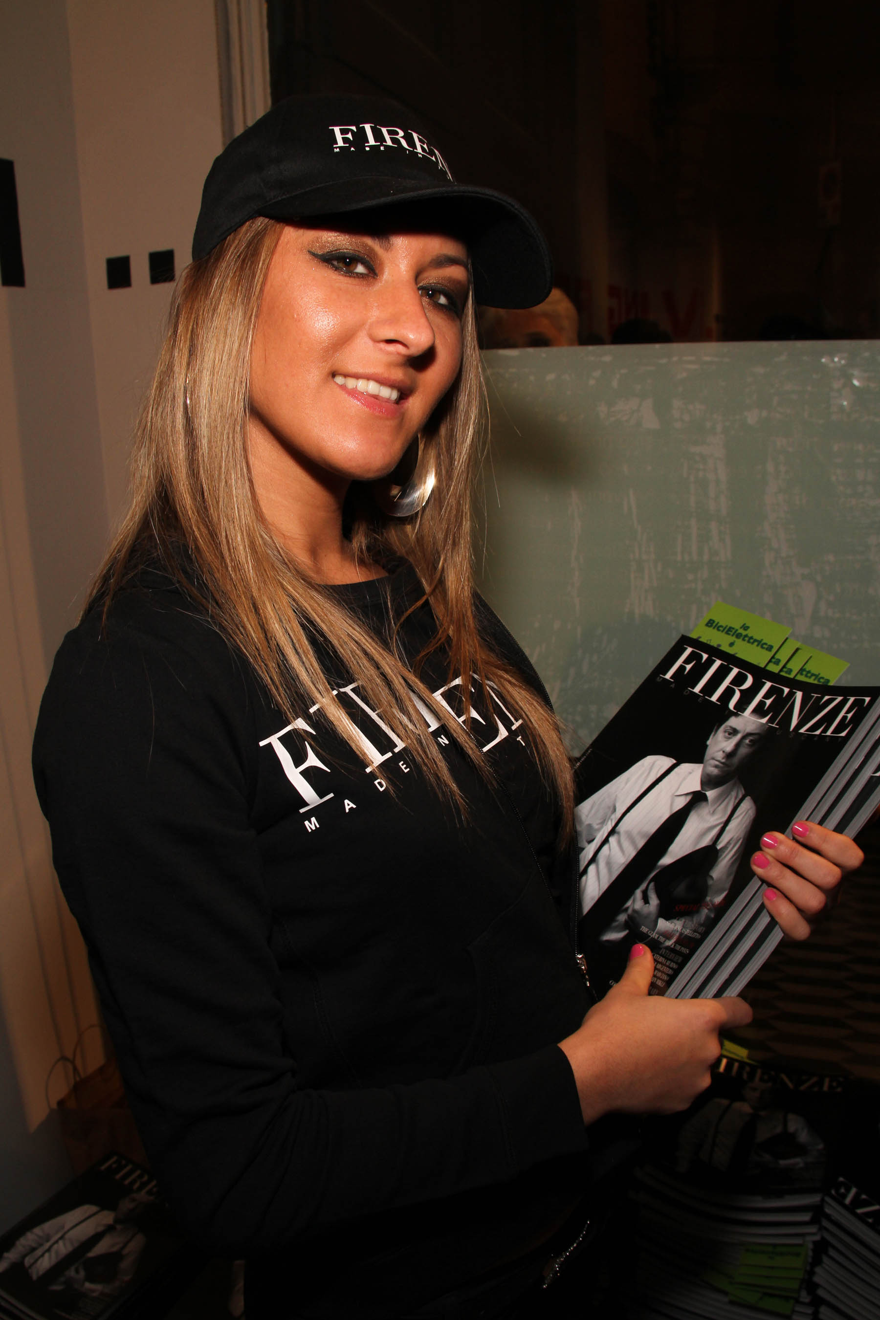 PRESSPHOTO Firenze, festa Firenze Magazine #13, For Gallery. Nella foto