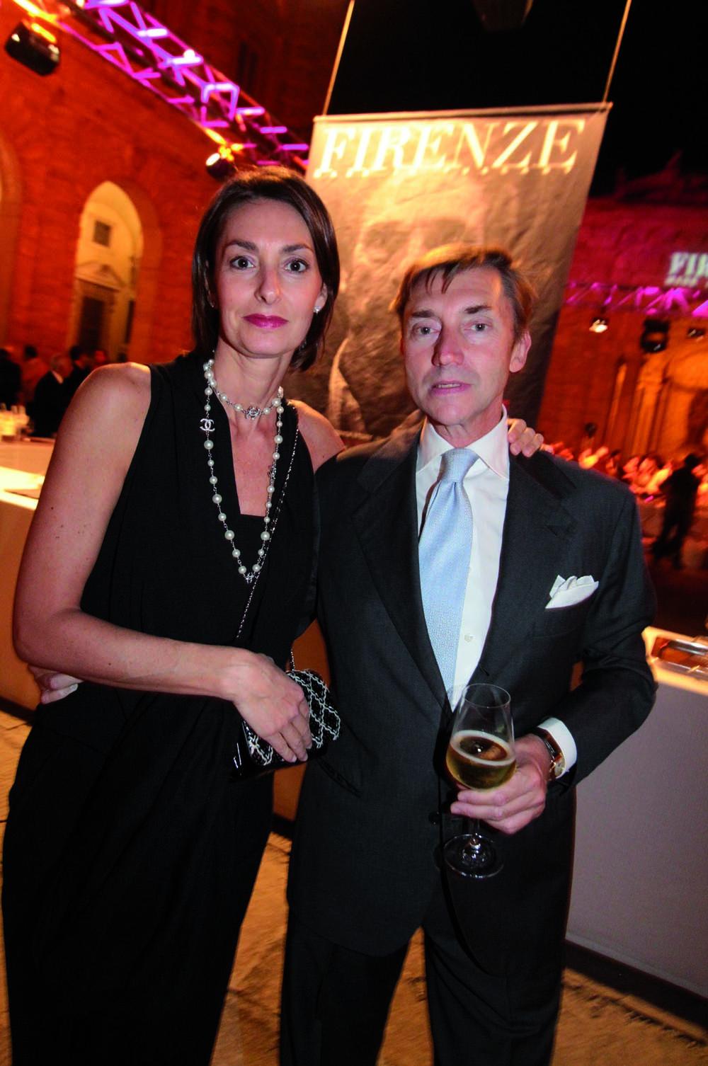 Pressphoto,Firenze- Palazzo Pitti- Festa di presentazione della rivista-  Susanna Alberghini, Ilaria e Marco Raveggi