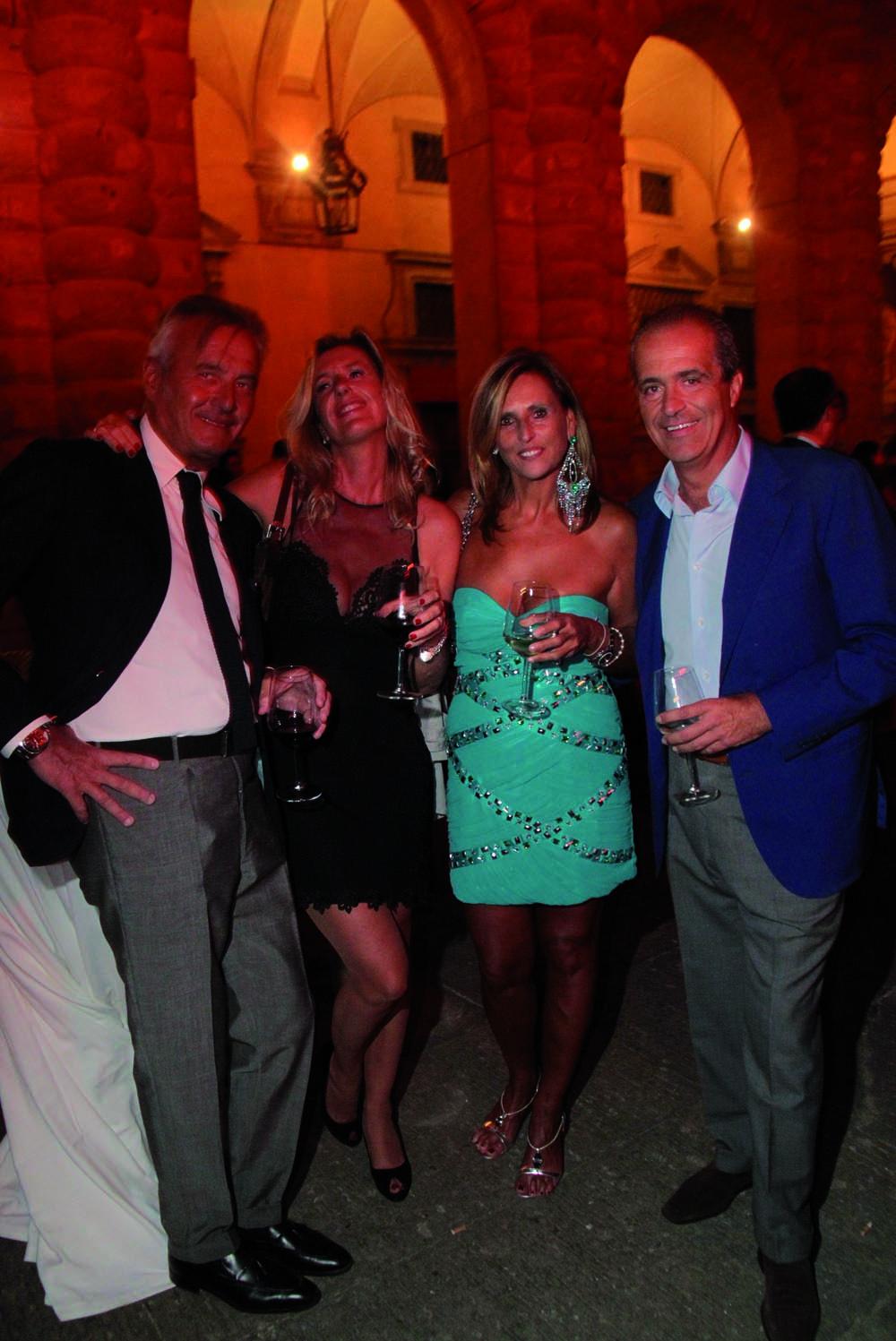 Pressphoto,Firenze- Palazzo Pitti- Festa di presentazione della rivista- Stefano Cirri, Veronica Elke, Bianca Barucci, Luigi Salvadori