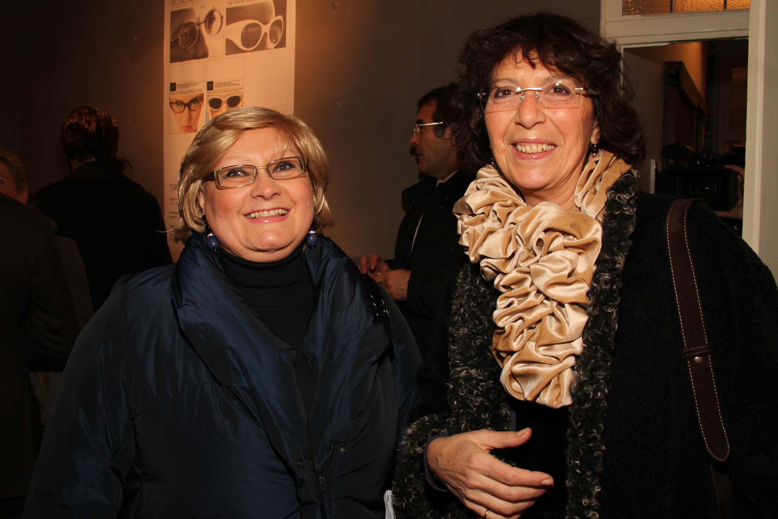 PRESSPHOTO Firenze, festa Firenze Magazine #13, For Gallery. Nella foto Manuela Papucci e Elisabetta Benelli