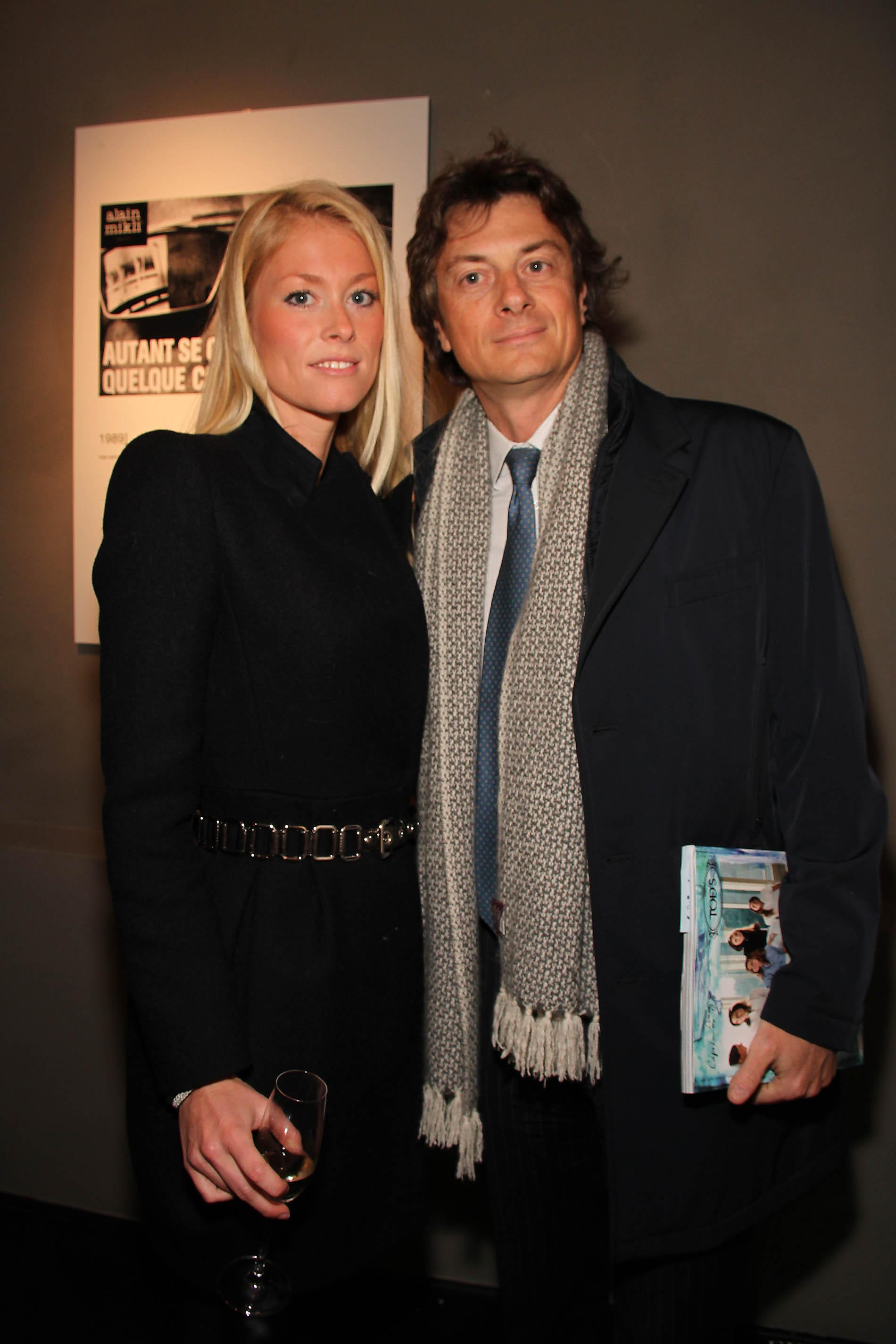 PRESSPHOTO Firenze, festa Firenze Magazine #13, For Gallery. Nella foto Marco Di Benedetto e Andrea Molander