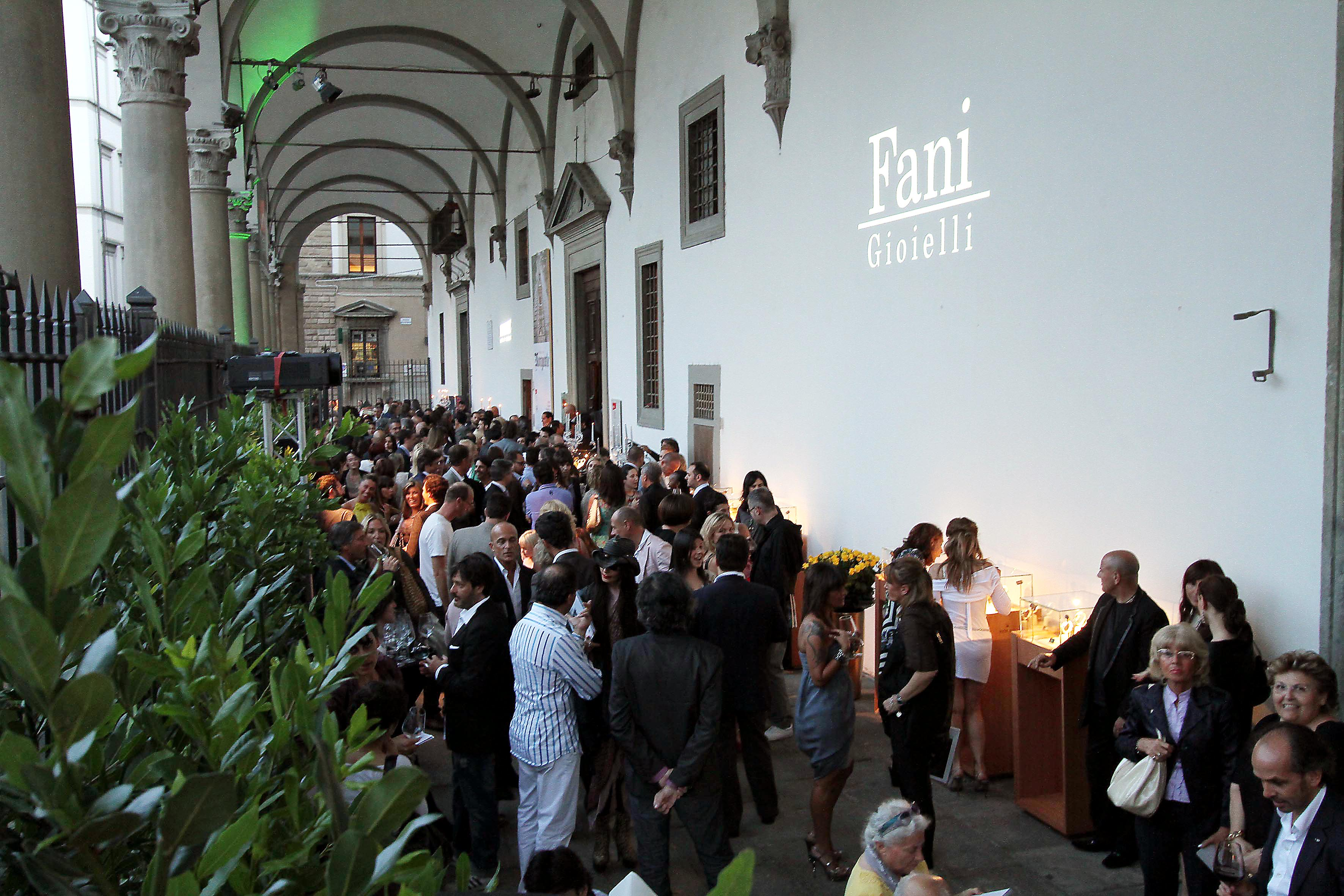 Firenze Made in Tuscany n.19 - Issue Party