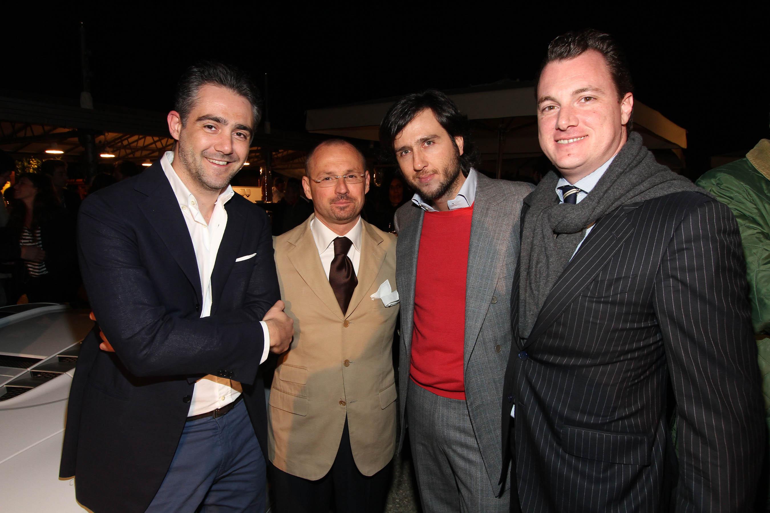 PRESSPHOTO Firenze, festa Firenze Magazine. Nella foto