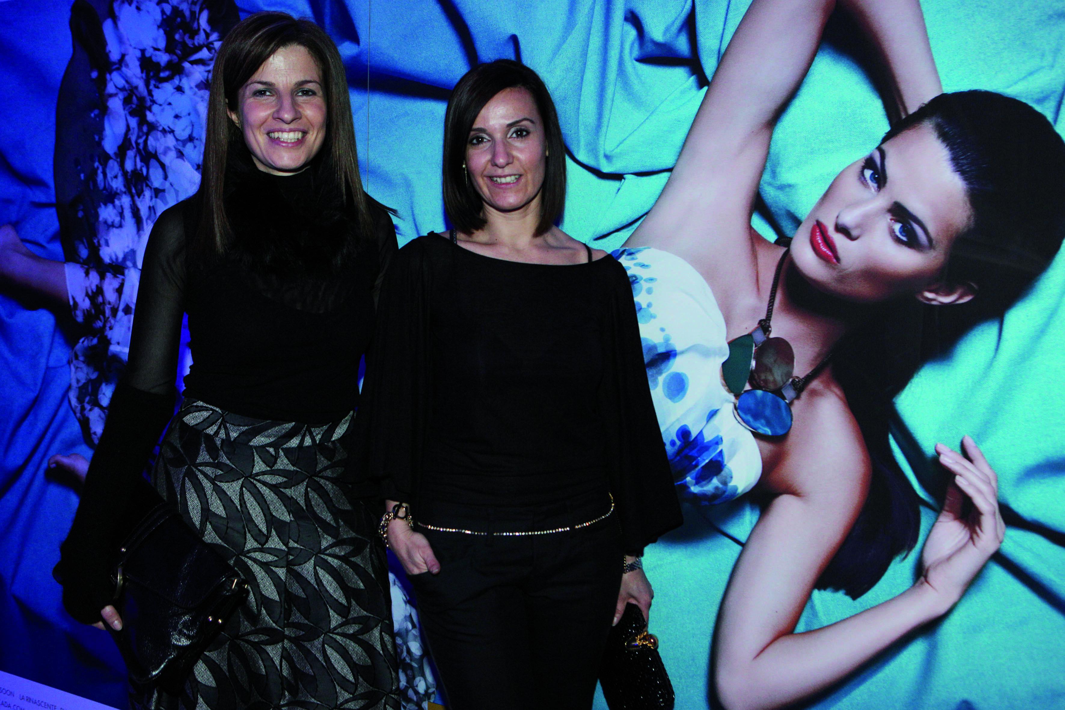 Pressphoto,Firenze Villa Bardini Festa Firenze Magazine.nella foto:  Maria Laura Pozzolini, Stefania Nencioni