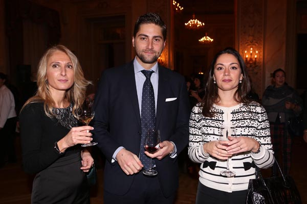 Elisa Pepi, Fabio Baroncelli e Maria Fanfani