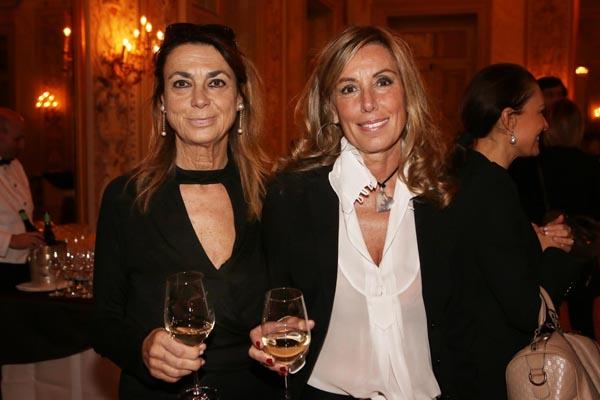 Rosaria Frescobaldi e Ornella Pontello
