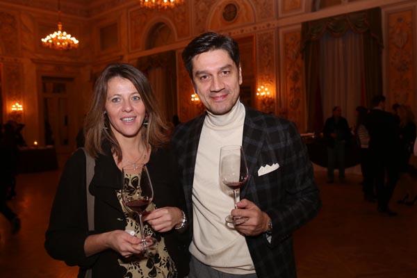 Veronica Mazzoni e Roberto Migliorini