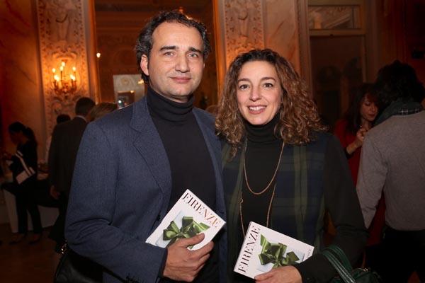 Simone Speciale e Marina Geronico
