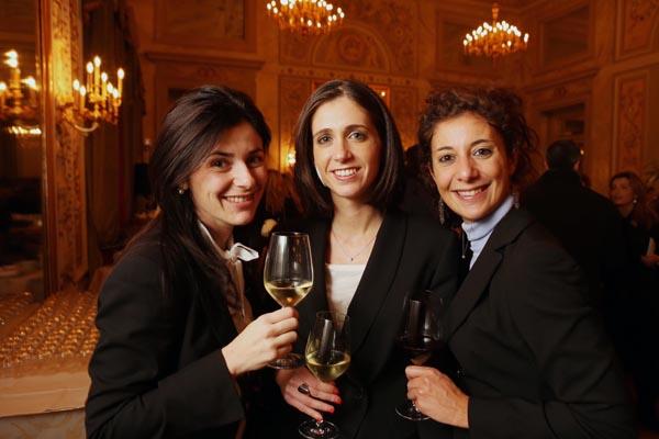Erica Brogioni, Claudia Porrello e Simonetta Tortelli