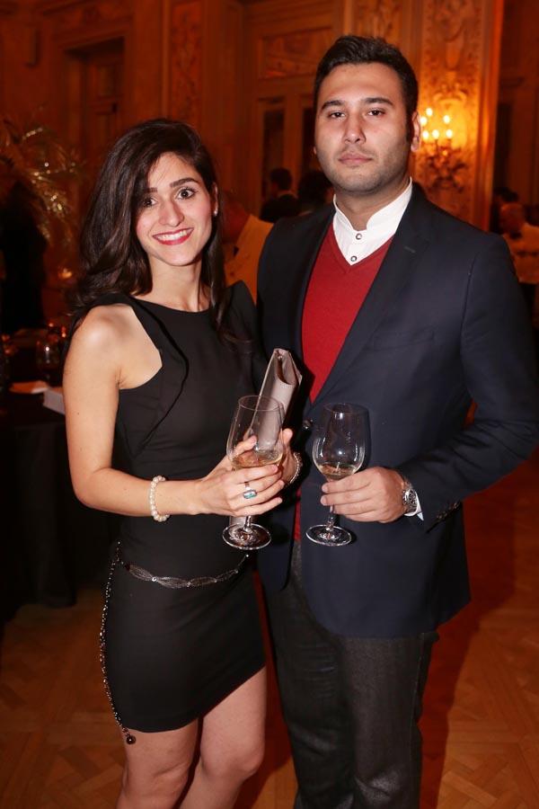 Samira Mohamadi e Ali Khaleghi