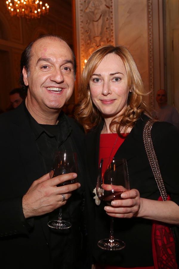Rossano Maniscalchi e Natalia Ranfagni