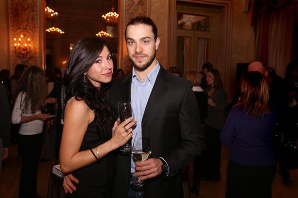 Monica Real e Marco Marini